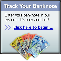 Track your banknote - It's easy and fast!